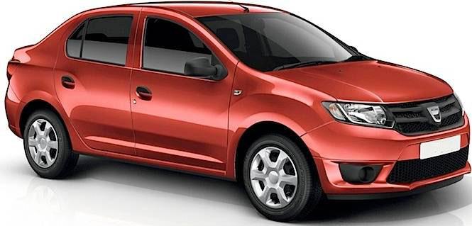 Renault Logan / Renault Sandero с автоматической коробкой передач