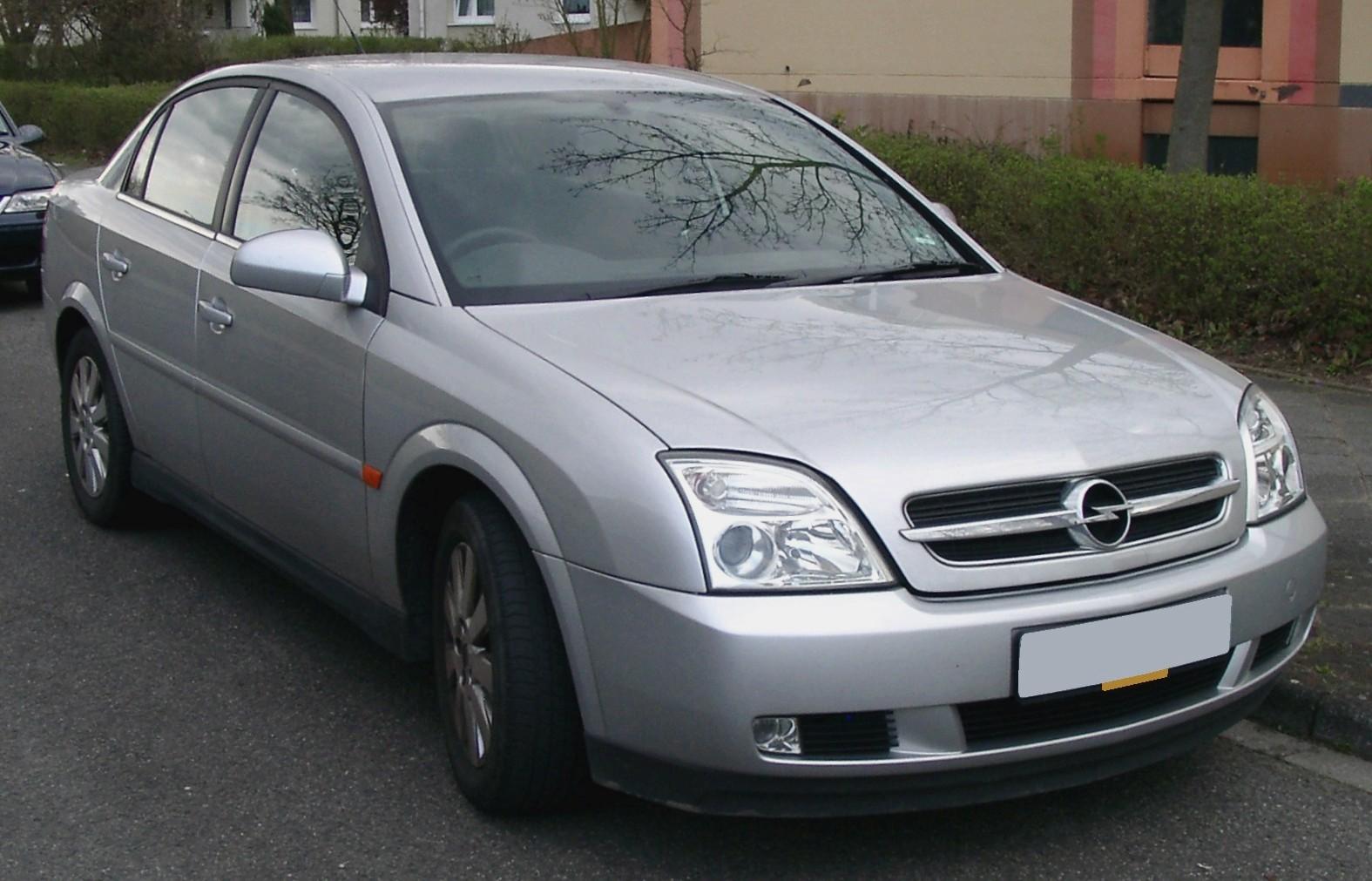 ремонт Opel Vectra